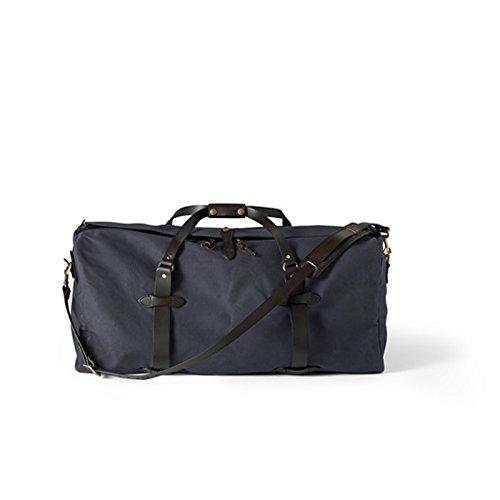 Filson Medium Duffle Bag - Navy (Weather Resistant Duffle Bags)
