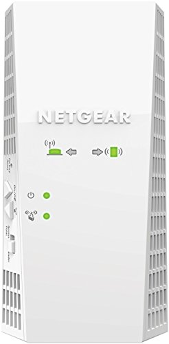 NETGEAR AC1900 Mesh WiFi Extender, Seamless Roaming, One WiFi Name, Works with Any WiFi Router. Create Your own Mesh WiFi System (EX6400) by NETGEAR (Image #1)