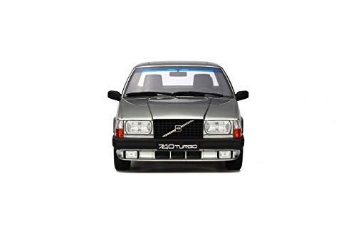 Amazon.com: Volvo 740 Turbo Metal Light Green Limited Edition to 1,250 Pieces Worldwide 1/18 Model Car by Otto Mobile OT263: Toys & Games