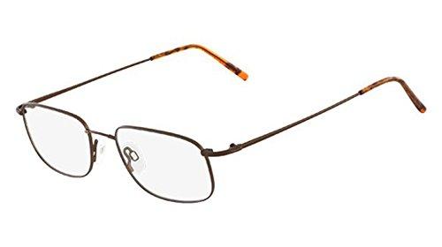 Flexon Flexon 610 Eyeglasses 218 Coffee 218 Demo 53 18 - Flexon Eyeglasses