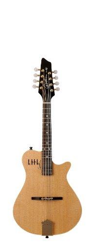 Ovation Mandolin - Godin A8 Two-Chambered Electro-Acoustic Mandolin (Natural)