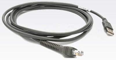 Zebra Textil Cable Shield USB Ser A Connect
