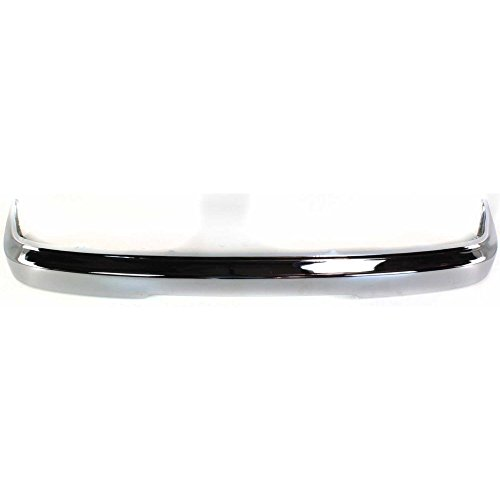 (Bumper Compatible with Toyota Tacoma 95-97 Front Bumper Chrome 4WD)