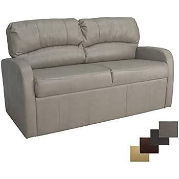 """Amazon.com: La-Z-Boy 70"""" RV Camper Sleeper Sofa Couch Hide"""