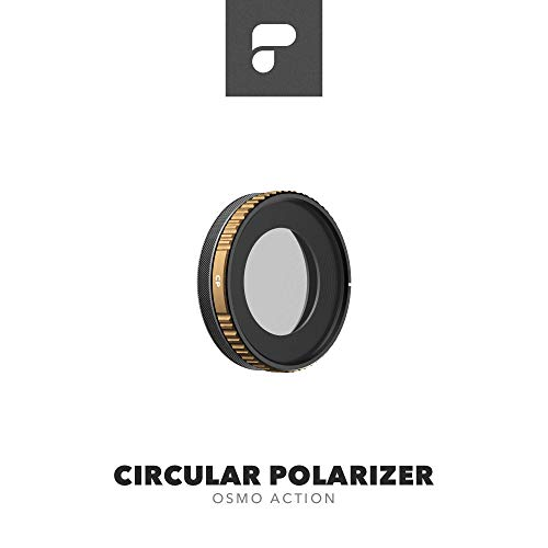 PolarPro Circular Polarizer Filter (CP) for DJI Osmo Action (Magnetic HotSwap Filter System) ()