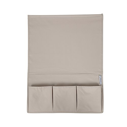 South Shore Storit Beige Canvas Bedside Storage Caddy