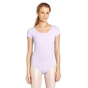 - 31Q5iEhP 2BdL - Capezio Women's Classic Short Sleeve Leotard