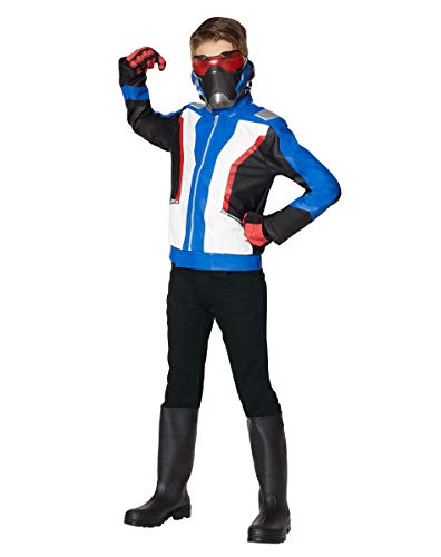 Spirit Halloween Kids Soldier: 76 Costume - Overwatch