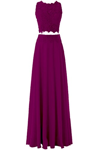 Pretygirl Womens Chiffon Evening Bridesmaid