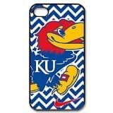 HD Picture NCAA Kansas Jayhawks KU Logo Apple Iphone 6 Case Cover NIKE JUST DO IT Chevron CASES COEVERS