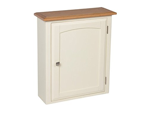 CALERO IVORY 2 SHELF WALL CABINET Martagon