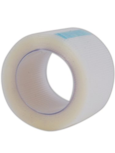 magid-mtp1-clear-plastic-precision-safety-plastic-bandage-tape-1-x-5-yd-box-of-12-rolls