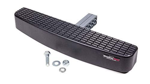- WeatherTech BumpStep XL with Standard Plated Hardware