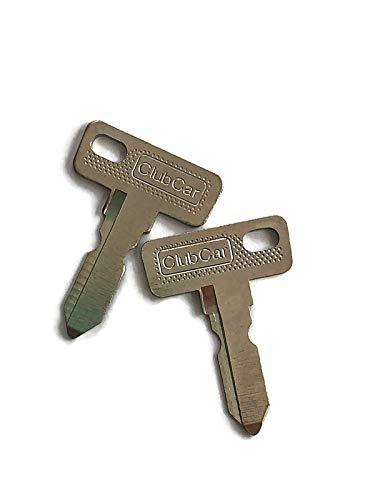 Amazon.com: Juego de 2 llaves de repuesto para coche Club ...