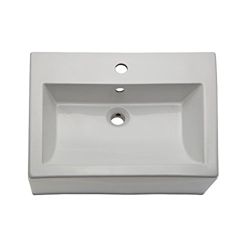 Collection Above Counter Bath Sink - 8