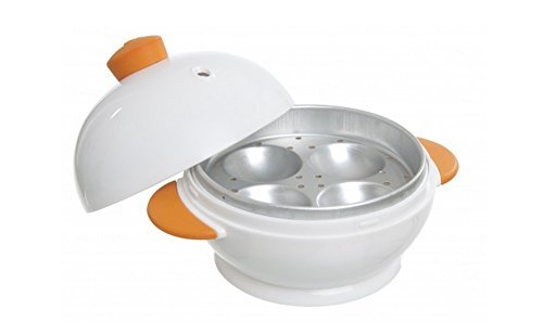 MSC International Egghead Microwave Egg Boiler - Boiley - 2 Pack