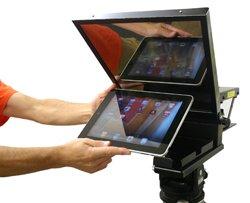 Mirror Image IP-10 iPad Teleprompter Kit