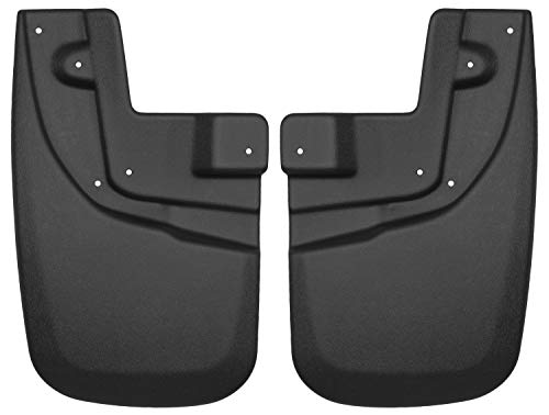 Husky Liners 56931 Black Front Fits 05-15 Tacoma w Flares-had OE mud Guards