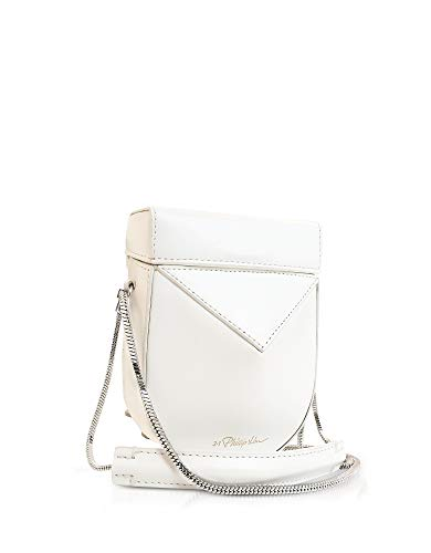 White Leather Lim Bag 1 AP18A020SZOWH100 Women's 3 Phillip Shoulder OPWqza