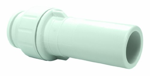 5-Pack John Guest Speedfit PEI063628 1-Inch Stem by 3//4-Inch Pipe Reducer
