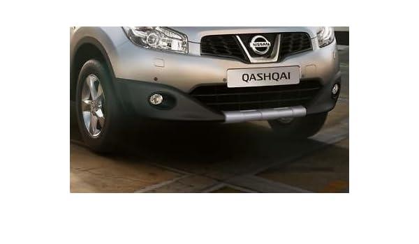 Nissan Qashqai + 2 Placa delantera estilo 2010 >: Amazon.es: Coche y moto