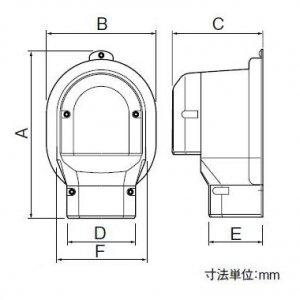 パナソニック 10個セット 《スッキリダクト》 壁面取出しカバーPタイプ(排じん&換気機能付きエアコン用) 80型 グレー DAS2804H_set