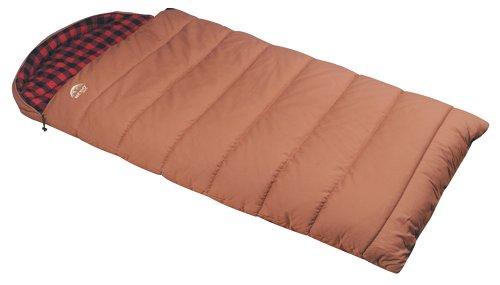 NEBO Sports Sleeping Bag Sandstone 0-Degree Rectangular with Mummy Hood, Outdoor Stuffs