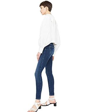 Mango Women's Irina Skinny Push-Up Jeans
