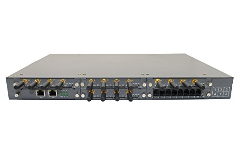 OpenVox GW1600-16G8S 16 GSM CH 8 FXS Hybrid Rackmount Gateway ()