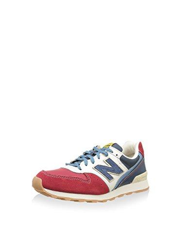 New Balance Damen Wr996Dj Sneakers Rojo/Azul 36.5 EU
