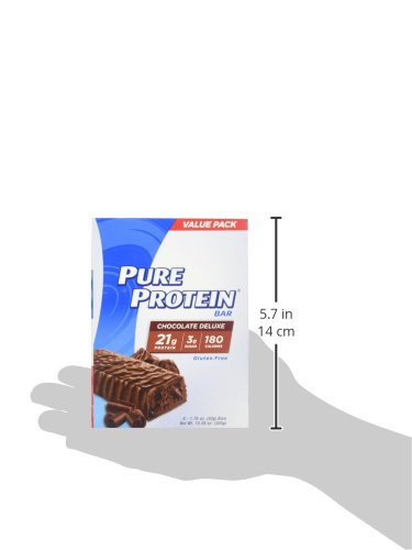Pure Protein Bars - Healthy Snacks to Support Energy