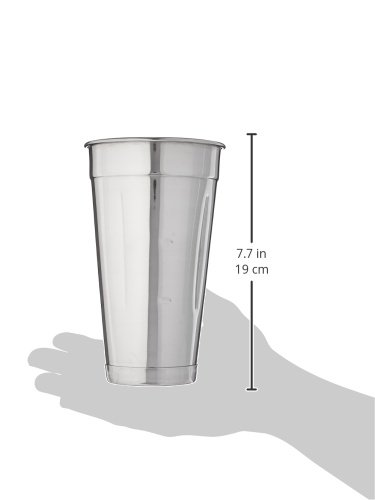 American Metalcraft MM100 Cocktail Shakers 4.1 Length x 4.05 Width Silver