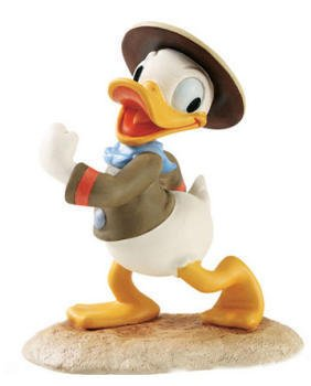 Wdcc Donald Duck - WDCC Disney Good Scouts Donald Duck Happy Camper
