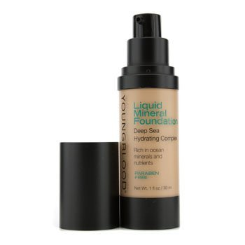 - Youngblood by Liquid Mineral Foundation - Golden Tan --30ml/1oz