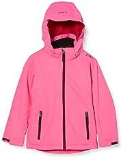 CMP Girls Ski Jacket with Detachable Hood