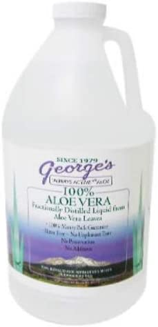 Georges Aloe Vera Drink, 64 Ounce
