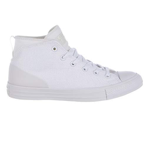 Converse Star All Syde Calzado Mid White Street rrgqfwxP