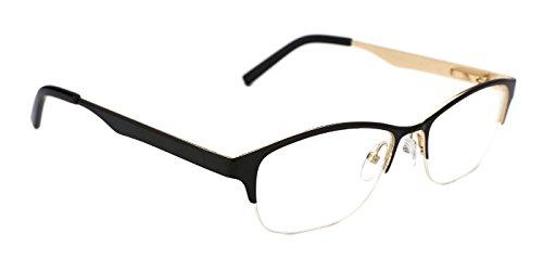 Gafas hombre sol de Negro para TIJN TCqwT0