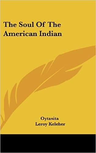 Book The Soul of the American Indian