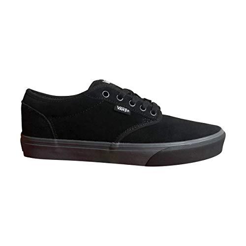 Vans Men's Atwood Skate Shoes (Camo Black Asphalt Grey, - Skate Camo Suede Shoes