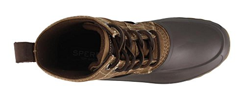 Image of Sperry Mens Decoy Boot Waxed Canvas Waterproof
