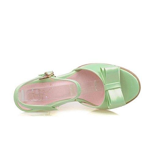 BalaMasa Green Ballerine Donna 35 EU Verde TTfrxA