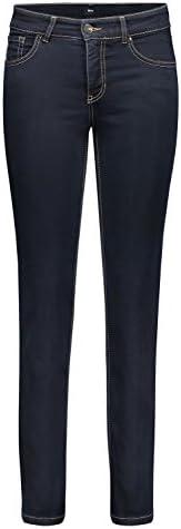 MacMelanie Pantalon Jean pour femme -  Noir - W36