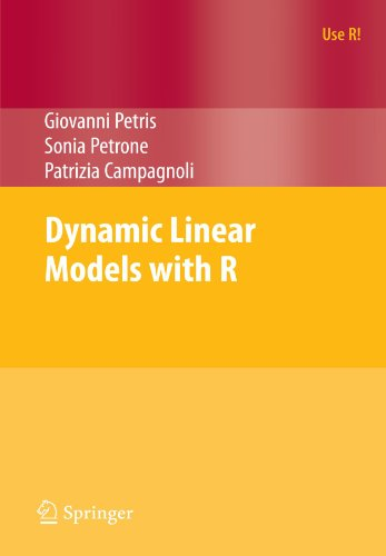 Dynamic Linear Models with R (Use R!)
