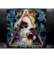 Signed Def Leppard
