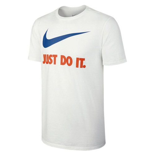 Sportswear Swoosh Tee Orange Just NIKE Do White Team Royal Team It Men's 1qdXXg