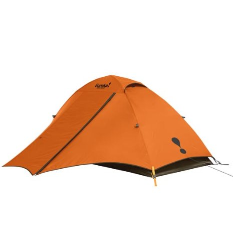 Eureka Apex Solo 1 Person Tent Orange, Outdoor Stuffs