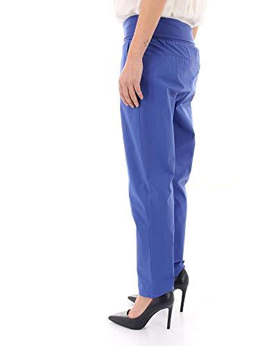 Manila Mujer Azul Pantalones 44 P762cu Grace rAH0wqr