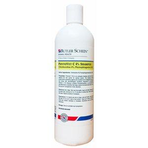 PhytoVet C 4% Shampoo, 16 oz.