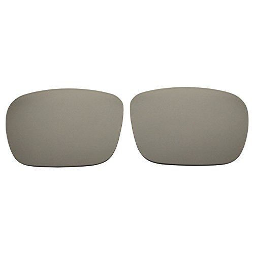 COODY Replacement Polarized Lenses for Spy Optic Helm (Ken Block) Sunglasses (Titanium - Block Ken Glasses Spy
